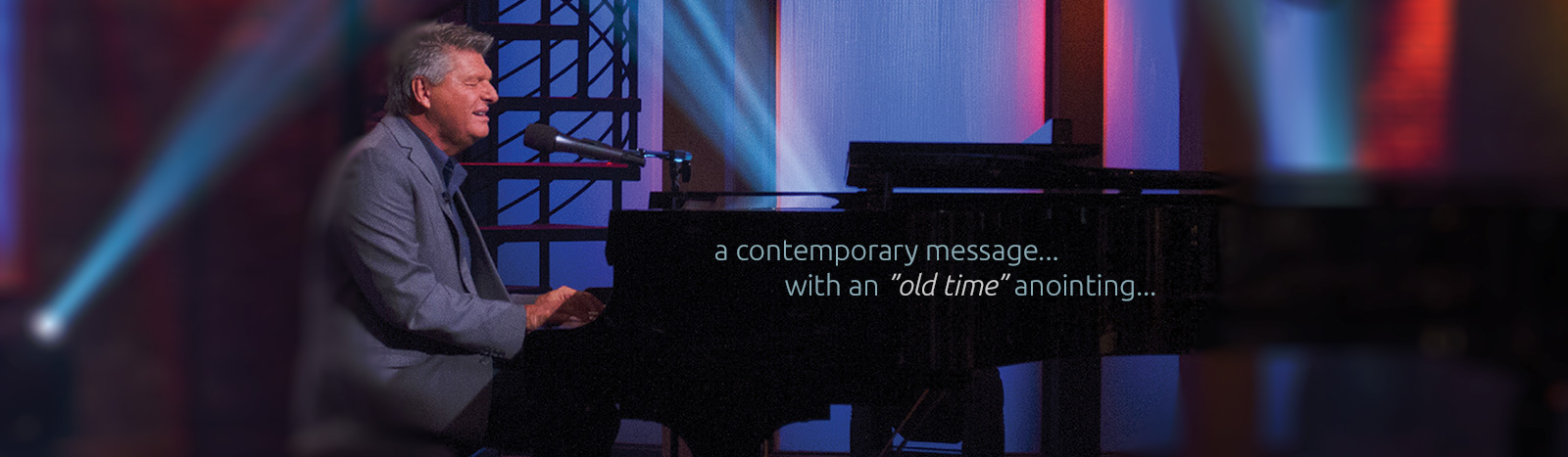 TBM - A Contemporary Message with an Old Time Anointing