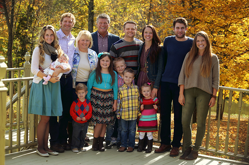 The Bates Family Fall 2014