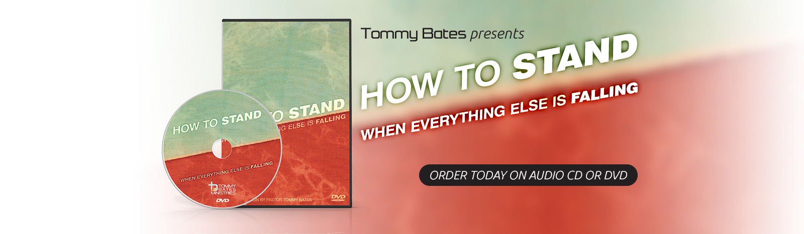How to Stand When Everything is Falling CD/DVD Promo