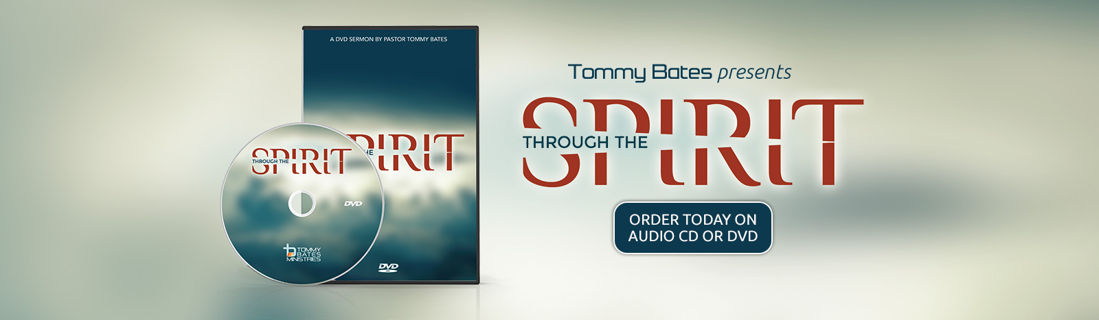 Through the Spirit CD/DVD Promo