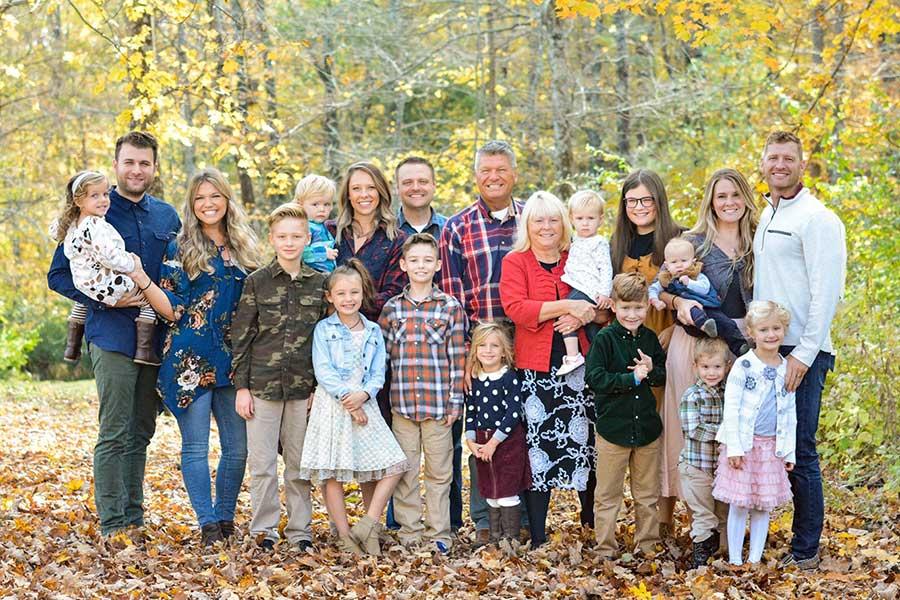 Bates Family 2020